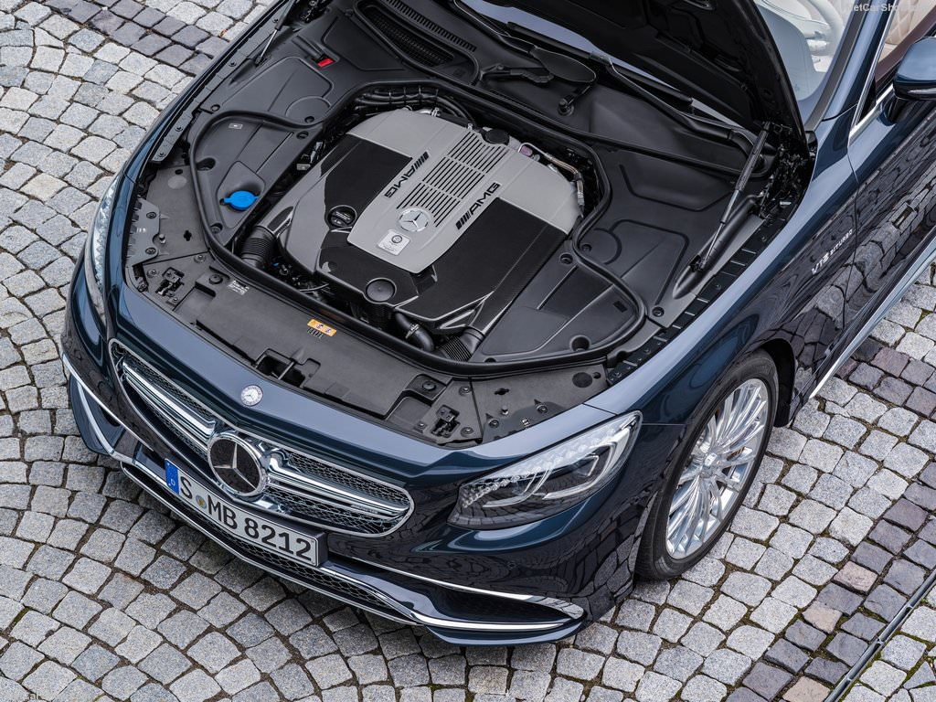 2017 Mercedes-Benz S65 AMG Cabriolet