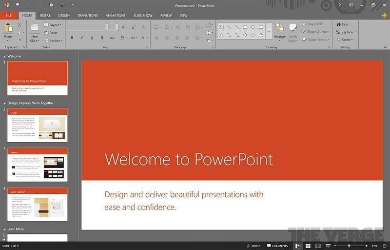 mircrosoft office powerpoint