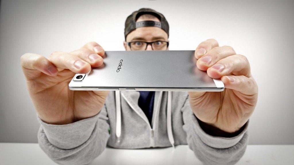 En İnce Akıllı Telefonlar 5