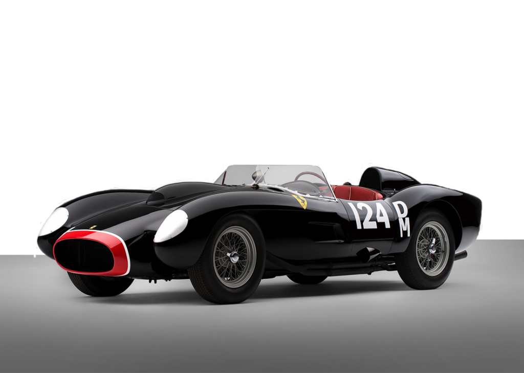 Ferrari 250 Testa Rossa most expensive cars in the world 2016
