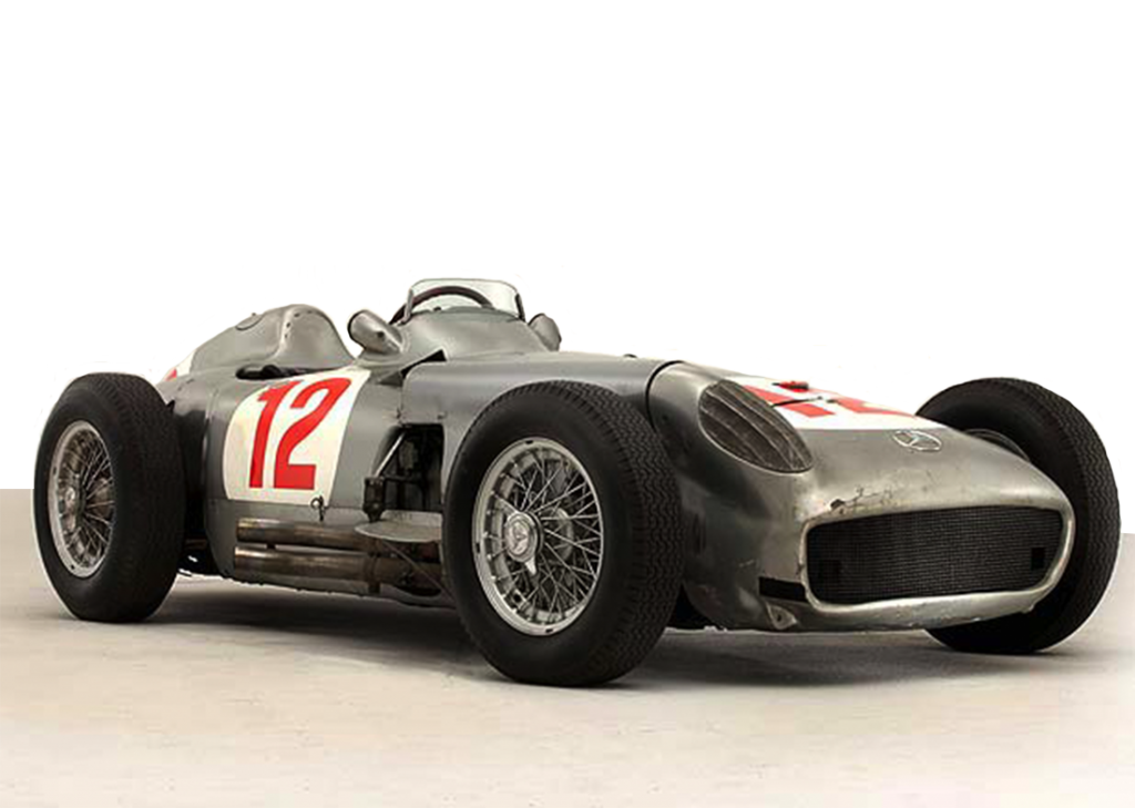 Mercedes-Benz W196 second most expensive car in the world
