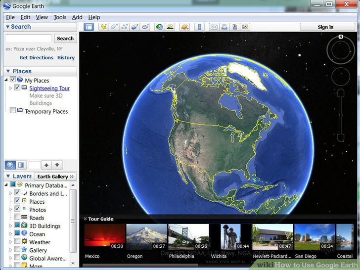 Image titled Use Google Earth Step 2