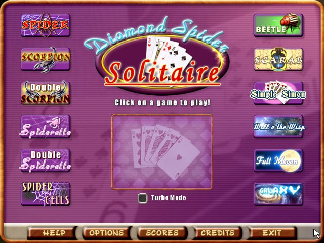 Spider Solitaire Screenshot 0