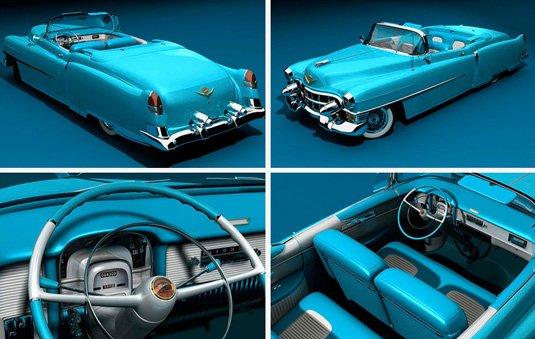 Free 3D models - Cadillac Eldorado