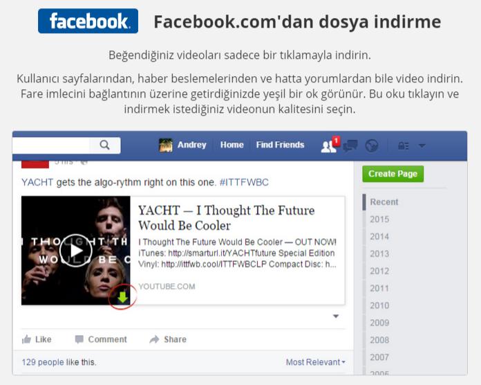 facebook-video-indirme-programi