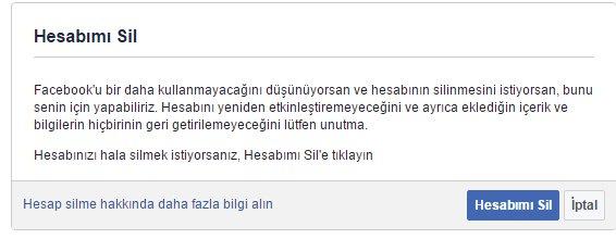 facebook-hesap-silme