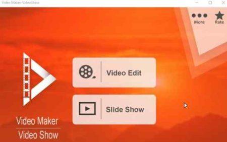 video maker videoshow home