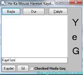 klavye kaydedici program türkçe