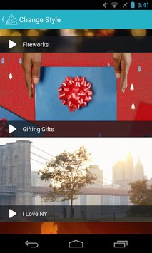 Animoto Video Maker apk screenshot