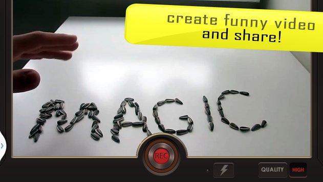 Reverse Movie FX - magic video apk screenshot