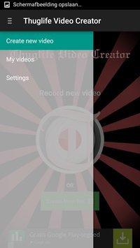 Thuglife Video Creator apk screenshot