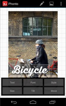 Phonto - Text on Photos apk screenshot