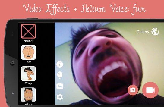 Funny Camera - Video Booth Fun apk screenshot