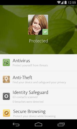 [Avira Antivirus Security] Screenshot 1