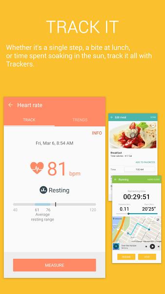 S Health 5