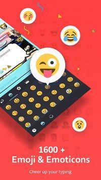 GO Keyboard - Emoji, Sticker poster