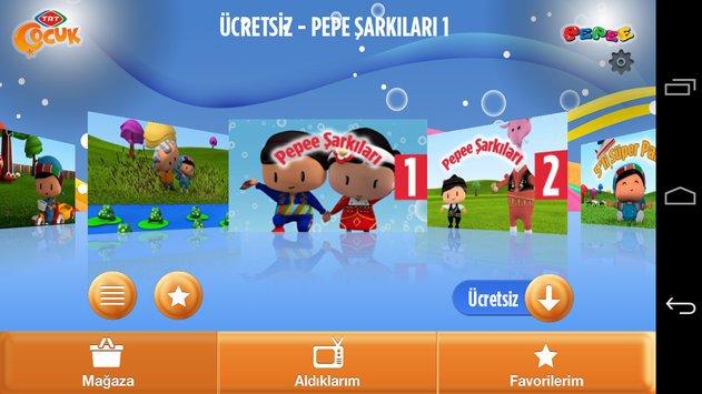 TRT PepeeTV apk screenshot