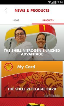 Shell Motorist apk screenshot