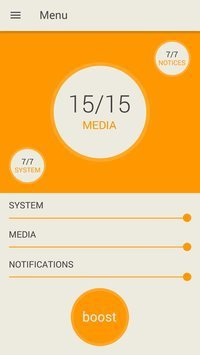 Speaker Booster ♥ apk screenshot