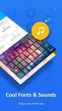 GO Keyboard - Emoji, Sticker apk screenshot