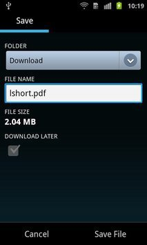 Download Blazer apk screenshot