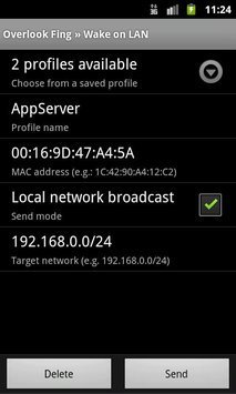 Fing - Network Tools apk screenshot