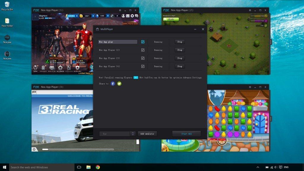 Nox App Player 3