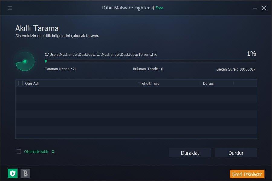 IObit Malware Fighter Free 2
