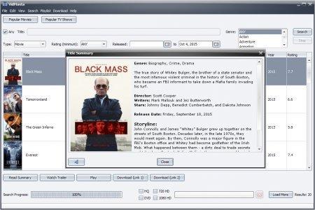 VidMasta screenshot 3