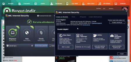 AVG Internet Security 2015 - Resimli Program Kurulumu