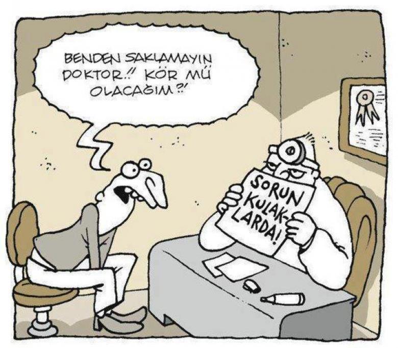 Karikatür Dalında Ödül Alabilecek En Komik ve En Güncel 14 Karikatür