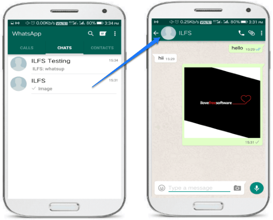 fake chat simulator- android app to create fake whatsapp chat- fake whatsapp chat