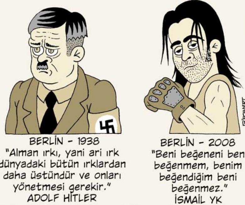 Hitler ft. İsmail YK
