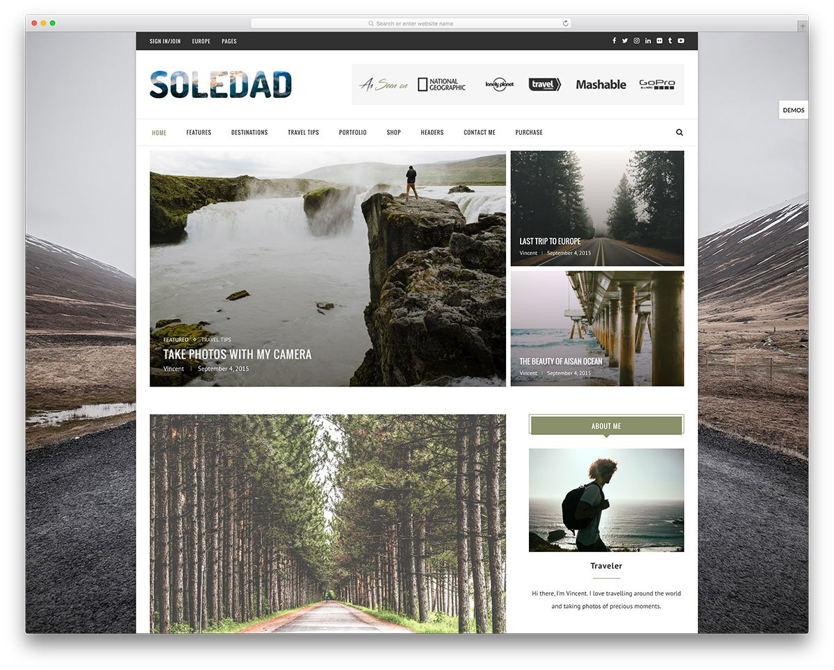 soledad-seo-friendly-blog-theme