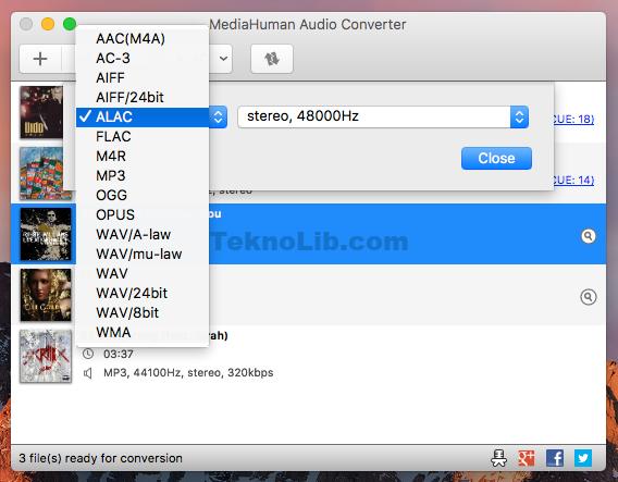 MediaHuman Audio Converter ile ilgili görsel sonucu