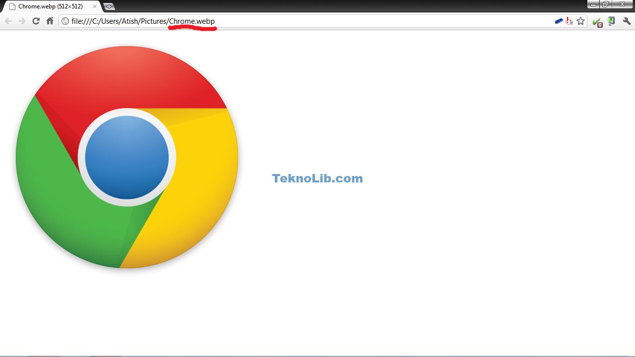 Google Chrome webp ile ilgili görsel sonucu