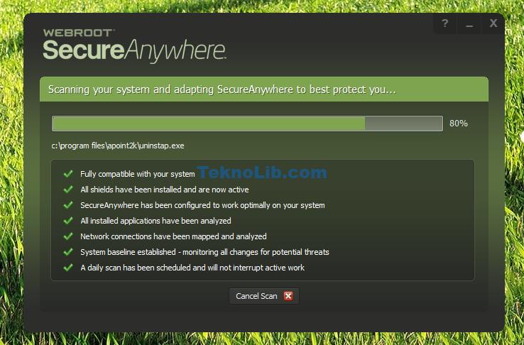 Webroot Secureanywhere ile ilgili görsel sonucu
