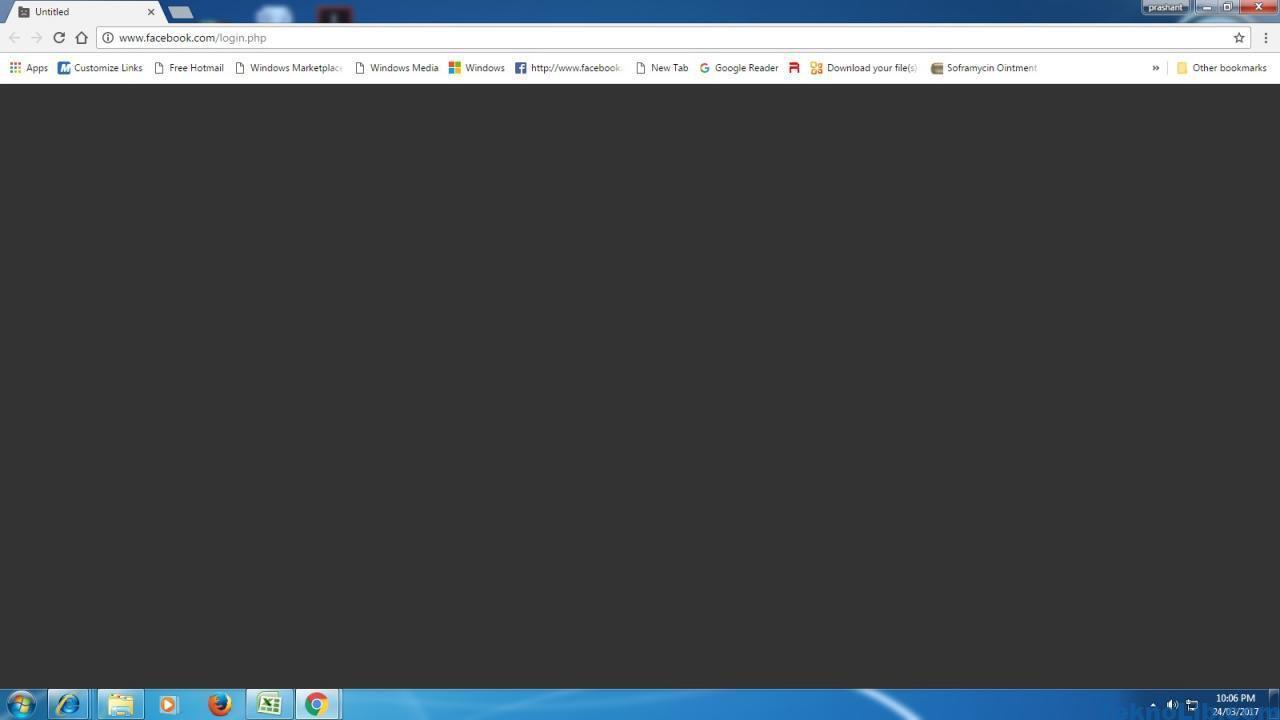 chrome black screen problem ile ilgili görsel sonucu