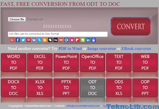 Odt dosyas n doc ve docx 39 e d n t rme sitesi open office 39 den word 39 e evirme programs z teknolib - Open office convert to word ...