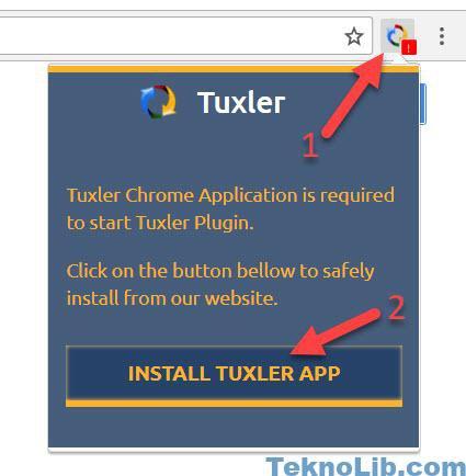 Tuxler VPN İndir Ücretsiz Sınırsız VPN Programı ve Chrome