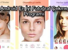 Android En İyi Fotoğraf Çekme Programı