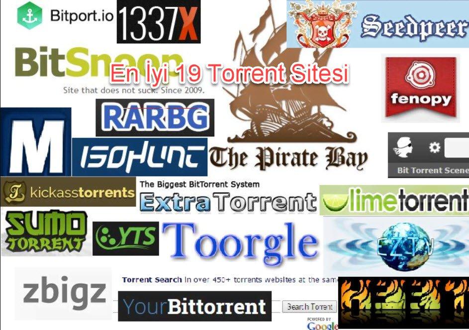 En İyi Torrentler Siteleri