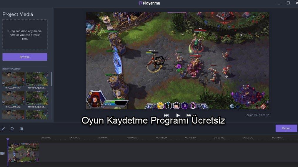 Oyun Kaydetme Programı Ücretsiz