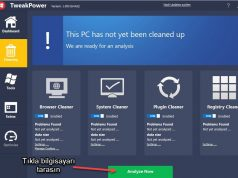 Windows Hızlandırma ve Bakım Programı