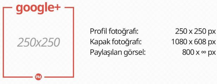 google+ fotoğraf ebatları