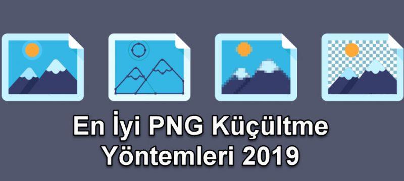 En İyi PNG Küçültme Yöntemleri 2019