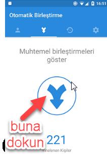 Uygulama Kullanarak Sim Kart Rehberi Temizlemek