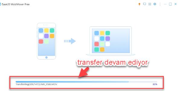 iPhone Bilgisayara Yedekleme Programı resimli anlatım