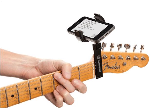 guitar-sidekick-best-tech-gifts-under-50
