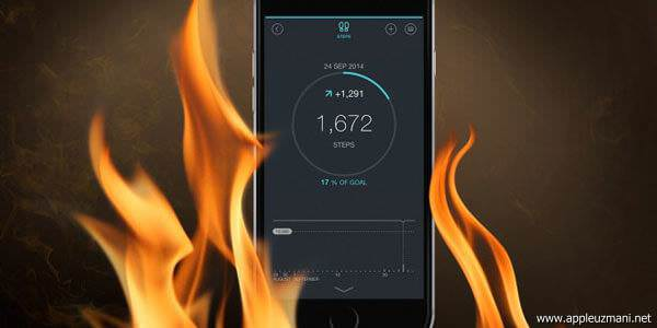 telefon ısınması ile ilgili görsel sonucu
